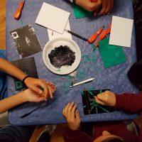 Laboratorio - La bottega dei pittori