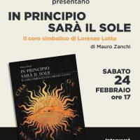Simbologia lottesca, a Villa Colloredo Mels Mauro Zanchi presenta il suo libro