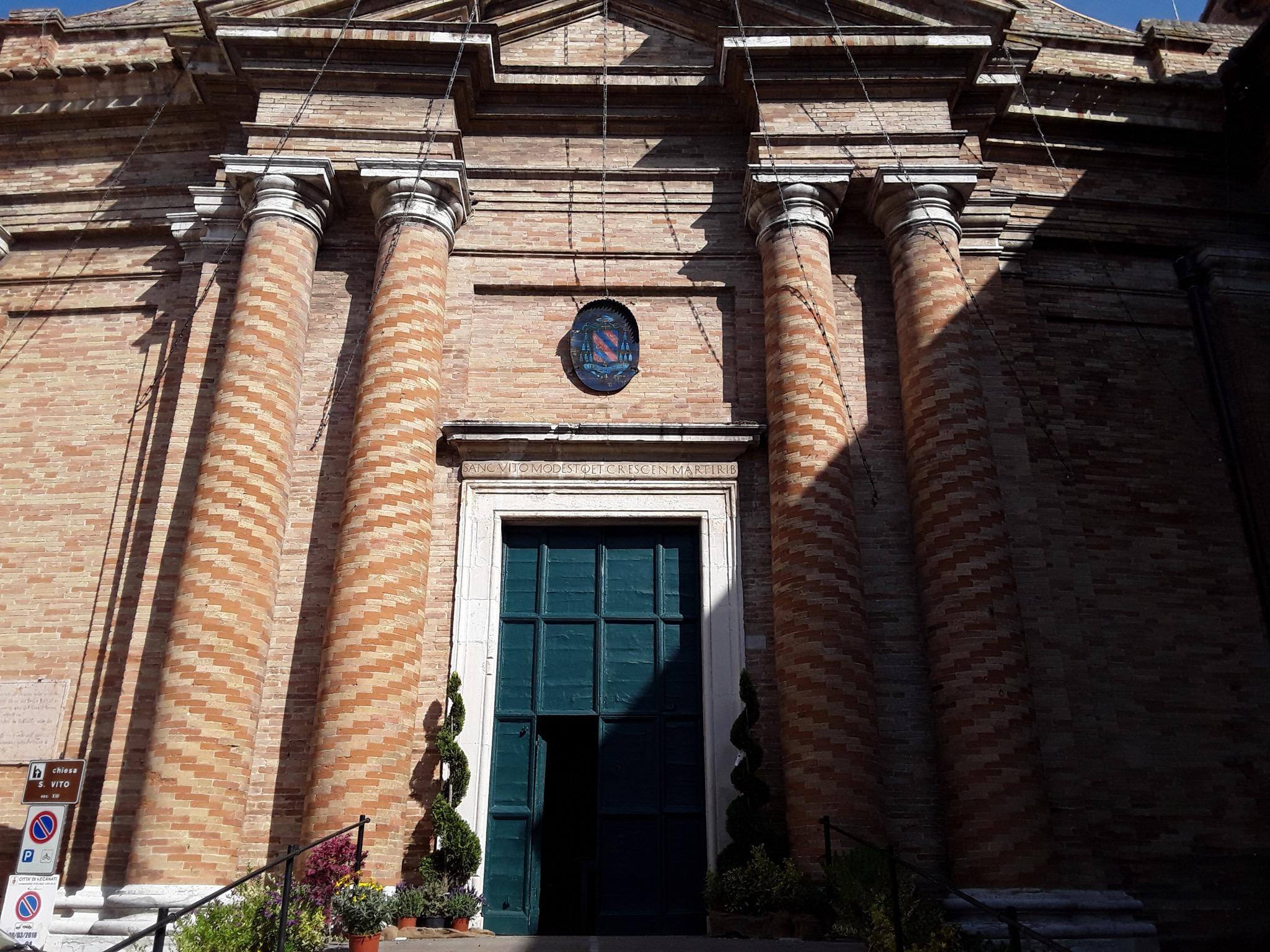 A Pasquetta visita la Chiesa di San Vito