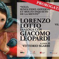 La mostra su Lotto e Leopardi appassiona 11mila visitatori e proroga fino a giugno