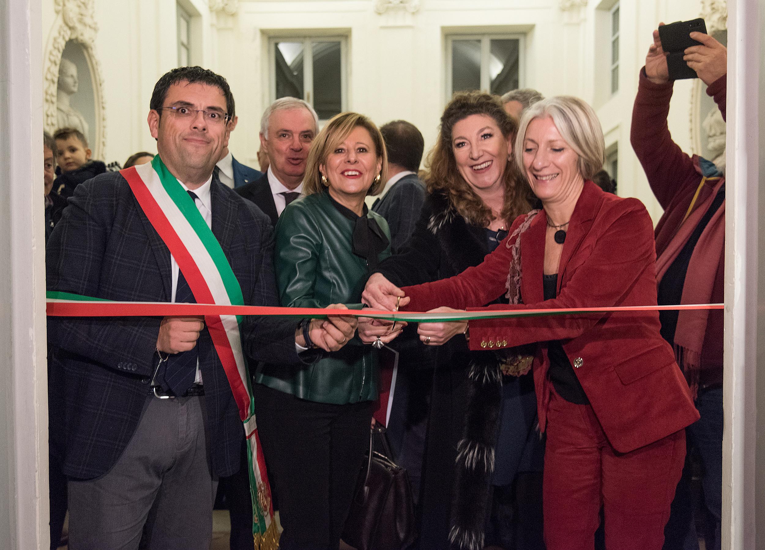 """A Recanati inaugurato il progetto """"Infinito Leopardi"""""""