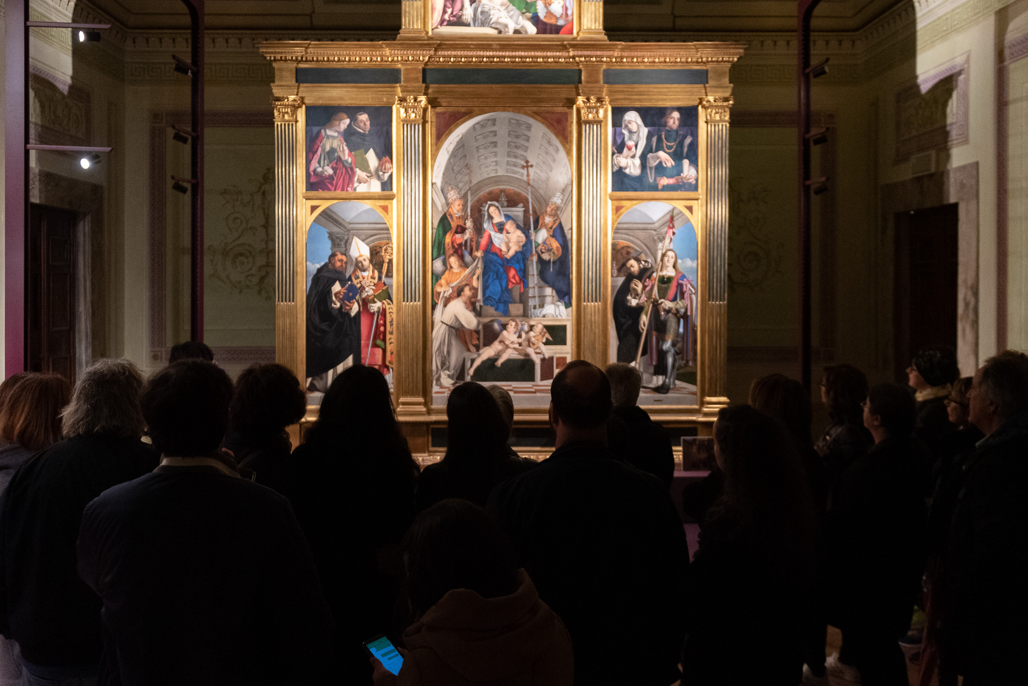 Notte dei musei, Recanati fa sold out
