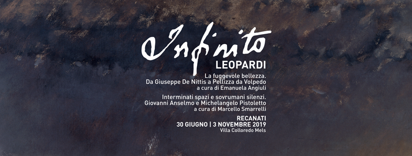 Recanati, ultimo weekend all'insegna dell'arte di Infinito Leopardi