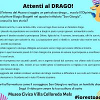 Laboratorio creativo: attenti al drago!