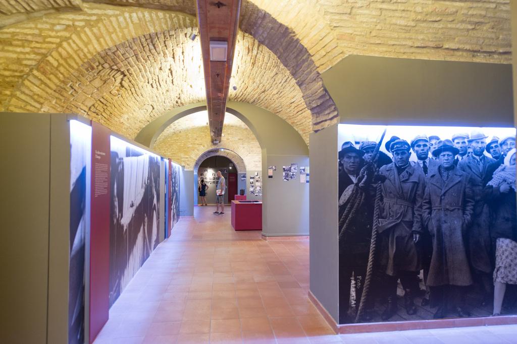 Prenota la tua visita in sicurezza al Museo dell'Emigrazione