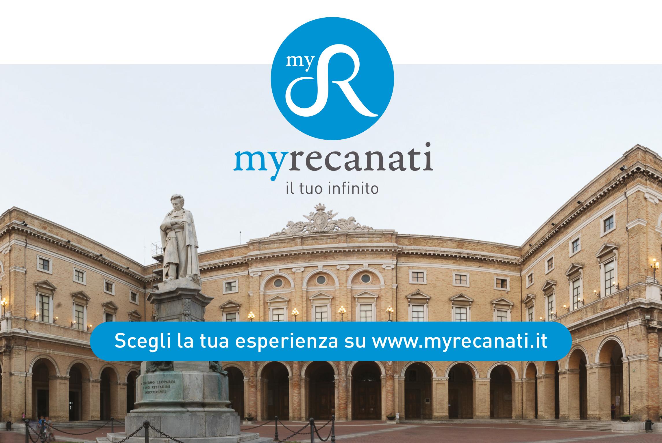 Online myrecanati.it, il nuovo portale turistico della Città dell'Infinito