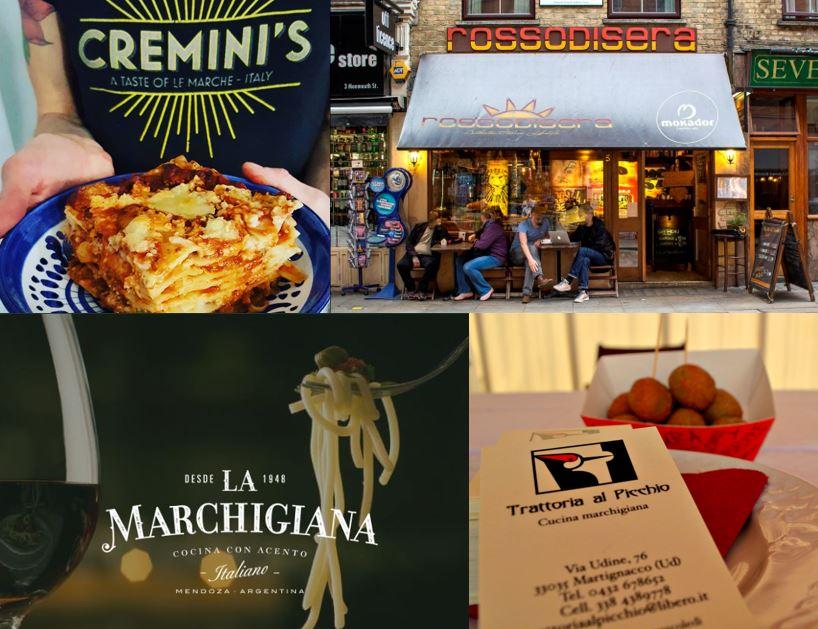Al via OltreMarche: da New York a Londra, da Udine e Mendoza, il Museo dell'Emigrazione Marchigiana alla scoperta dei ristoranti di cucina regionale fuori dalle Marche