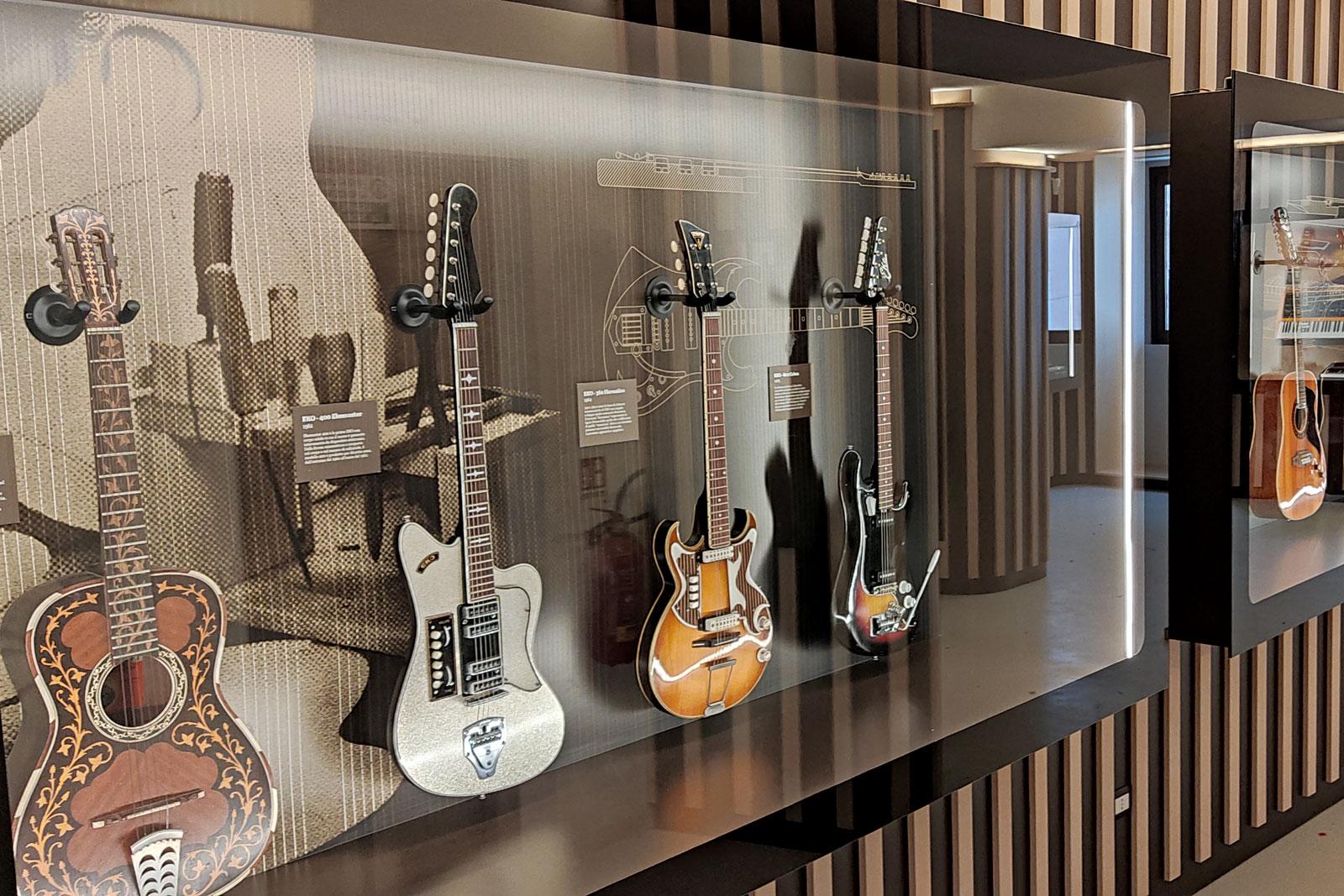 museo musica chitarre