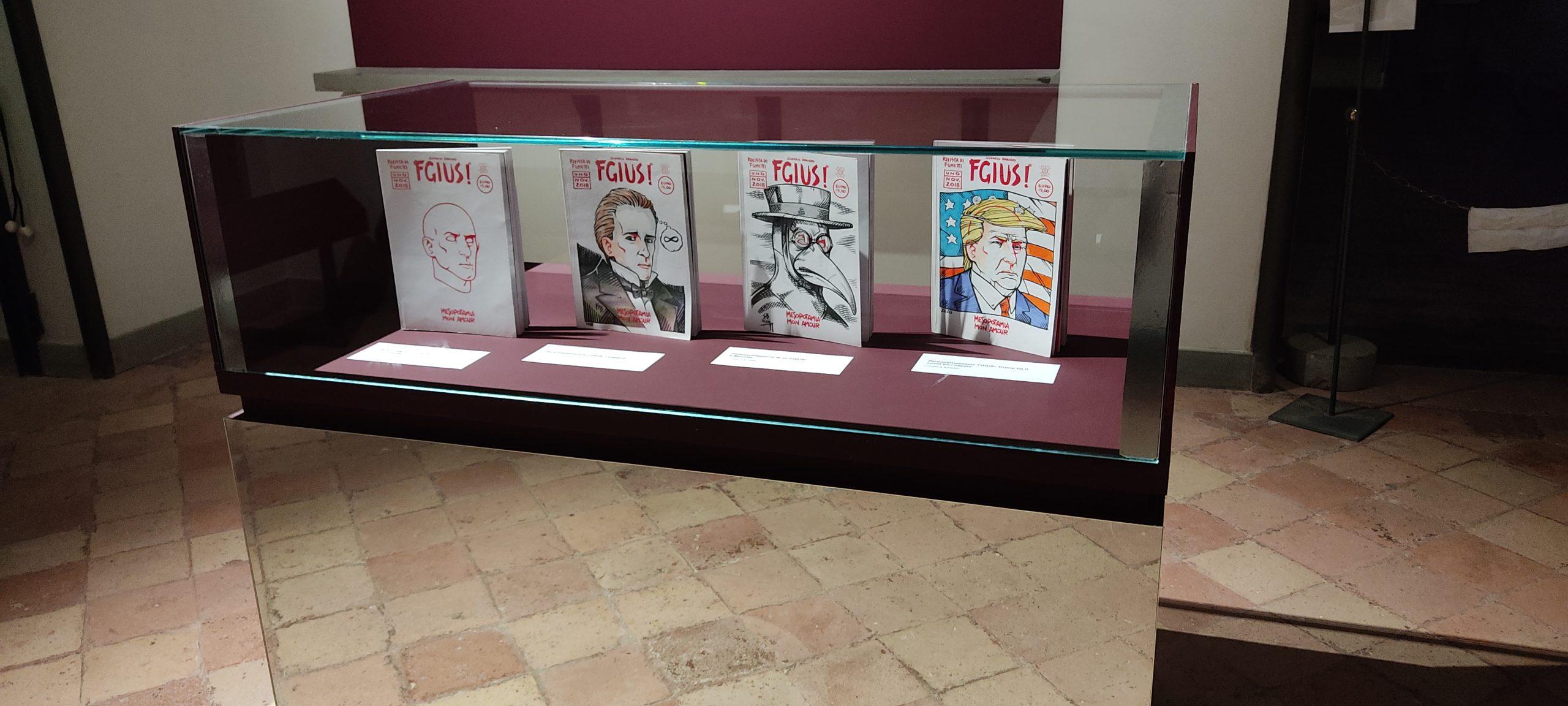 27 agosto, Sudario Brando al museo di Villa Colloredo Mels
